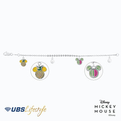 GELANG GOLD UBS DISNEY MICKEY MOUSE - HGY0085 - 17K