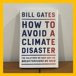 Buku Import How to Avoid a Climate Disaster (Original Hardcover)