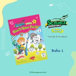SCIENCE ADVENTURES Starter (5 to 6 years old) - Vol. 1 No. 1