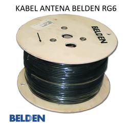 KABEL ANTENA RG 6 TANPA POWER BELDEN 300meter