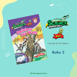 SCIENCE ADVENTURES Digest (8 to 12 years old) - Vol. 1 No. 3