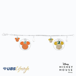 GELANG GOLD UBS DISNEY MICKEY MOUSE - HGY0084 - 17K