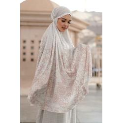 Haramain Prayer Robe - White