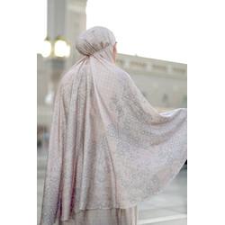 Haramain Prayer Robe - Petal