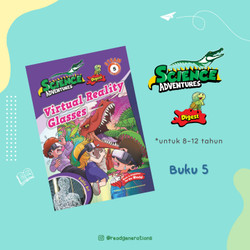 SCIENCE ADVENTURES Digest (8 to 12 years old) - Vol. 1 No. 5