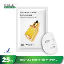 [BPOM] BREYLEE Sheet Mask, Masker Wajah - Mencerahkan Kulit Wajah