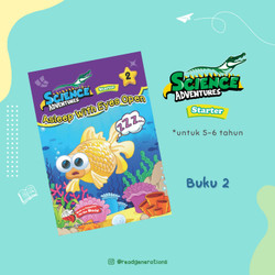 SCIENCE ADVENTURES Starter (5 to 6 years old) - Vol. 1 No. 2