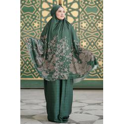 Haramain Prayer Robe - Emerald