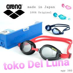 kacamata renang ARENA AGY 380 ORIGINAL made in JAPAN