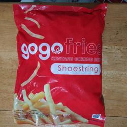 Gogo Kentang Shoestring 1kg 10