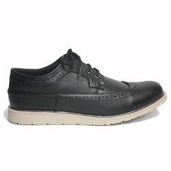Dr. Kevin Men Dress & Business Formal Shoes 831-020 - Hitam