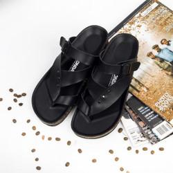 Sandal Jepit Pria Henry Black