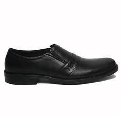 Dr. Kevin Men Dress & Business Formal Shoes 834-014 -Hitam
