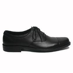 Dr. Kevin Men Dress & Business Formal Shoes 834-013 - Hitam