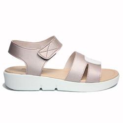 Dr. Kevin Women Flat Sandals 571-548 - Salem/Putih