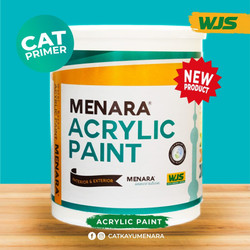 Menara Acrylic Paint - Cat Primer