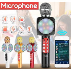 MIC BLUETOOTH KAROKE WS-1816 / WIRELESS BLUETOOTH MICROPHONE KTV ORIGI