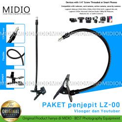 Midio LZ00 Penjepit Lazypod flexible For Youtuber dan Vlogger