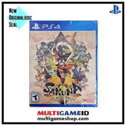 PS4 Sakuna of Rice and Ruin Region All English