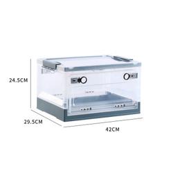 SUNXIN Storage Box Lipat -2101/ Folding Container Box Tempat Baju