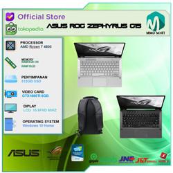 Asus ROG Zephyrus G15 GA502iU Ryzen 7 4800 16GB 512ssd GTX1660Ti 6GB