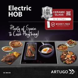 ARTUGO Built-in Electric Hob AE 3633 IB