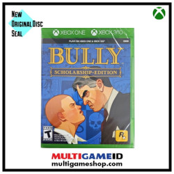 Xbox 360/Xbox One Bully Scholarship Edition English NTSC