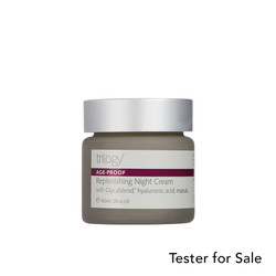 TRILOGY AGE-PROOF REPLENISHING NIGHT CREAM 60 ML - Tester For Sale