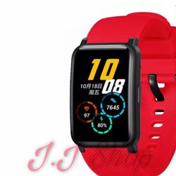 Strap Black Buckle Watch Band Tali Jam Honor Watch ES Band Smartwatch