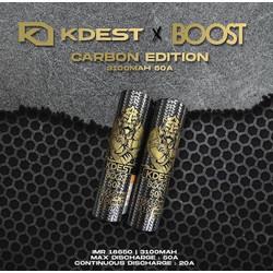 Kdest Boost 3100mAh 50A 18650 Battery 100% Authentic - Batrai Kdest
