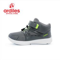 Ardiles Kids Volk K Sepatu Sneakers - Abu Tua