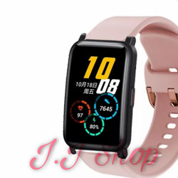 Strap Soft Rubber Silicone Watch Band Honor Watch ES Tali jam Tangan