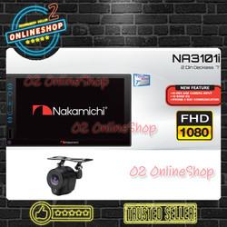 Nakamichi NA3101i Deckless Tape bluetooth Autolink Mp5 Paket kamera