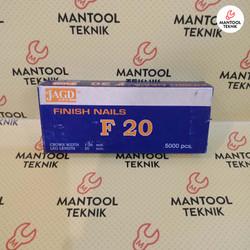 PAKU TEMBAK / FINISH NAIL F20 JAGD ISI 5000