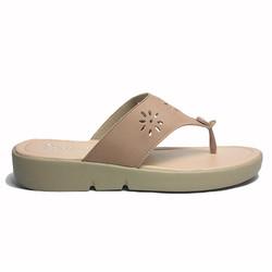Dr. Kevin Women Flat Sandals 571-544 - Mocca