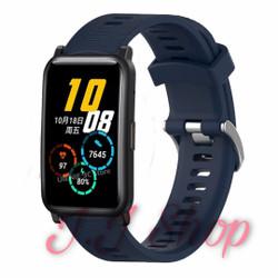 Strap Silikon Rubber Honor Watch ES Watch Band Tali Jam Model Garmin