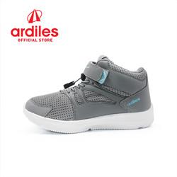 Ardiles Kids Volk T Sepatu Sneakers - Abu Muda