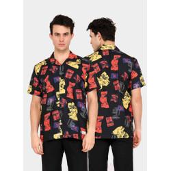 Life Receipt Cuban Shirt