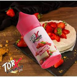 Tor Strawberry Cheesecake 100ML by Tor Liquid x Vaporizer LPG