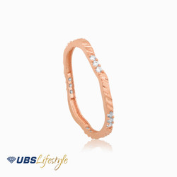 CINCIN GOLD UBS - CDC0111 - 17K - MERAH