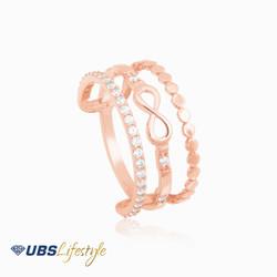 CINCIN GOLD UBS - CC15552 - 17K - MERAH