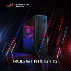 ASUS ROG STRIX GT15 G15CK - I5656T GAMING DESKTOP