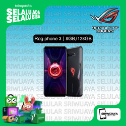 New Arrival !!! ASUS ROG PHONE 3 8/128Gb - Spesial Limited Edition