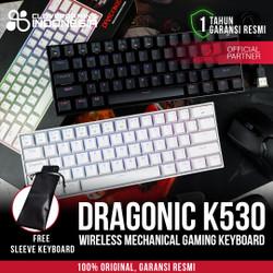 Redragon DRAGONIC K530 RGB Wireless - Mechanical Gaming Keyboard