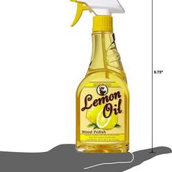 Howard Lemon Oil Pengkilap Pemoles Furniture Kayu 473ML