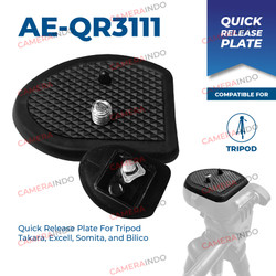 Quick Release Plate AE-3111 somita excell takara