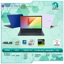 Asus K413JP VIPS551 i5 1035G1 8GB 512ssd MX330 2GB W10+OHS 14.0FHD