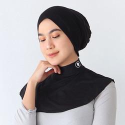Hitjab Manset Leher Dalaman Muslim