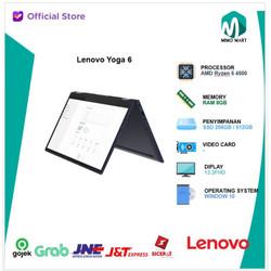 Lenovo Yoga 6 13 2in1 Touch FABRIC Ryzen 5 Pro 4650 16GB 512ssd Vega7