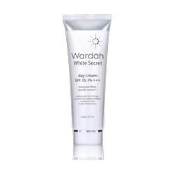 Wardah White Secret Day Cream 17 ml